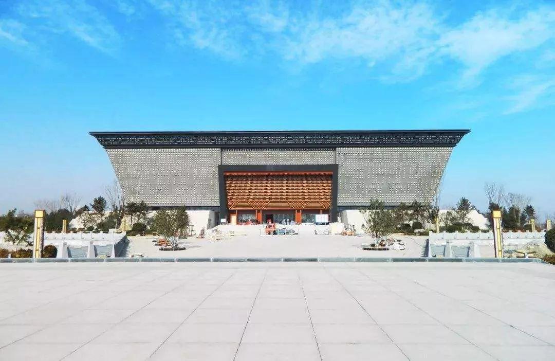 荣程·时代记忆百米长卷藏品走进龙门韩城